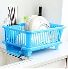 Gnexin Plastic Kitchen Sink Dish Drainer - Drying