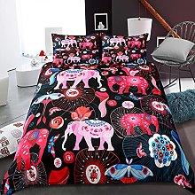 GNNSITT double bedding set Color animal elephant