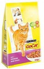 Go Cat Chicken & Duck - 10kg - 242467