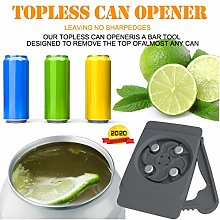 Go Swing Topless Can Opener Bar Tool Safety Easy