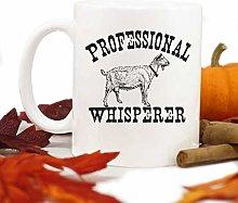 Goat Mug,Farm Animal Coffee Mug,Goat