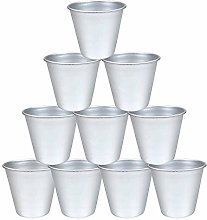 Gobesty Pudding Moulds, 10 Pack Muffin Tin Dariole