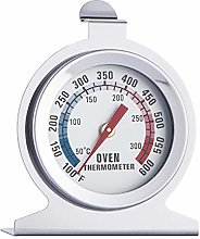 Gobesty Stainless Steel Dial Oven Thermometer,