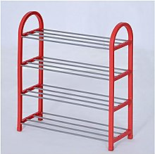 GOCF Portable Shoe Rack Narrow Shoe Rack,Shoe