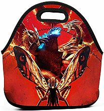 God-Zilla Lunch Bag Portable Thermal Cooler