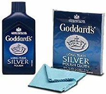 GODDARDS POLISHING KIT Long Term Silver Gold