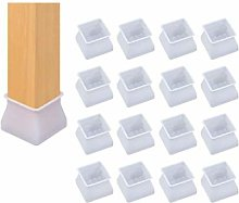 Goddness Bar 16 Pack Silicone Floor Protectors