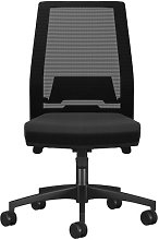 Godin Desk Chair Symple Stuff Colour (Upholstery):