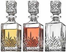 Godinger Mini Whiskey Decanter Barware Set -