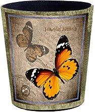 GODNECE Waste Paper Basket Bin, Waterproof 10L