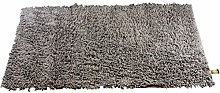 Gözze Woollen Yarn Rug Deep Pile Look Cotton