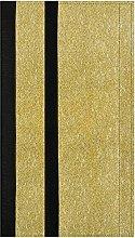 Gold Glitter Refrigerator Door Handle Covers 2 Pcs