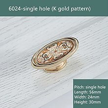 Gold Handle Cabinet Door European Wardrobe Door