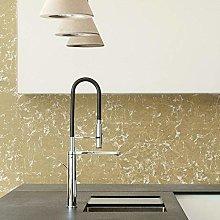 Gold Leaf Adhesive Wallpaper