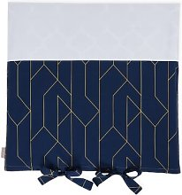 Gold Lines Changing Table Mat Cover KraftKids