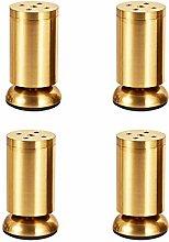 Gold Metal Furniture Legs,Adjustable Sofa