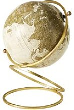 Gold Metal Globe