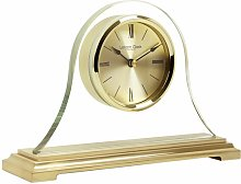 Gold Napoleon Mantel Clock London Clock Company