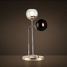 Gold Nordic Postmodern Minimalist Table Lamp Work