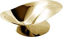 GOLD PETALO FRUIT BOWL