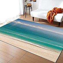 Golden Beach Carpet for Living Room Home Bedroom