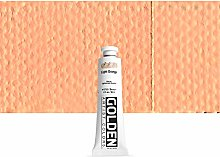 Golden : Heavy Body Acrylic Paint : 60ml : Light