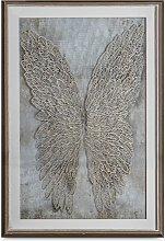 Golden Wings - Framed Print & Mount, 94.5 x 65cm,