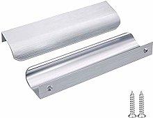 Goldenwarm 20x Aluminum 128mm Kitchen Handles