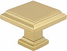 goldenwarm Brass Knobs Cabinet Knobs Drawer Knobs