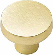 goldenwarm Cabinet Knobs Gold Knobs for Dresser