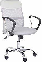 GOLDFAN Mesh Arms Chair 360° Swivel Desk Chair