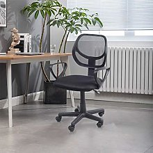GOLDFAN Office Chair Desk Chair Adjustable Armrest