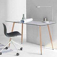 GOLDFAN Rectangular Desk Office Table Mordern