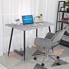 GOLDFAN Rectangular Desk Office Table Retro Design