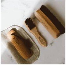 Goldrick - Plastic Free Shoe Care Shoe Shine Brush