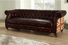 Goldsmith 3 Seater Chesterfield Sofa Williston