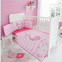 Goldstar® Baby Fiona Flamingo Bumper Set Boys