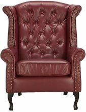Goldstein Wingback Chair Williston Forge