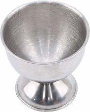 GOMYIE Egg Cup Egg Tray Stainless Steel Soft