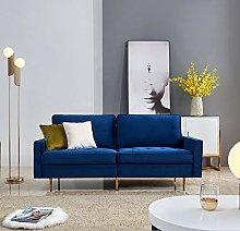 Gona Sofa 2-Seater 180 cm, Velvet Upholstered Sofa