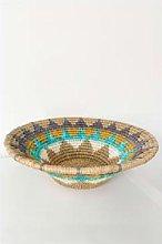 Gone Rural - Lavumisa Mustard Yellow Basket Midi -