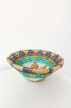 Gone Rural - Lavumisa Mustard Yellow Basket Mini -