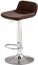 GONGFF Bar Chair Dining Chair Height Adjustable