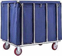 GONGFF Beauty Salon Cart Trolley Mobile Laundry