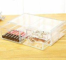 GONGFF Organisers Cosmetic Storage Box Acrylic