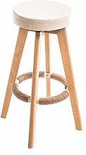 GONGFF Simple Bar Chair Bar Chair Home Modern Bar