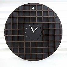 gongyu Wall Clock Design Pine Wall Clock Modern