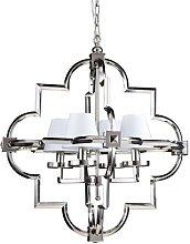 Gontarz 4-Light Geometric Chandelier Ebern Designs