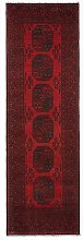 Gooch Luxury Hand Knotted Afghan Elephant Runner