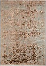 Gooch Luxury Historia Mosaic Rug, Brown
